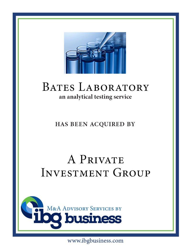 Bates Laboratory