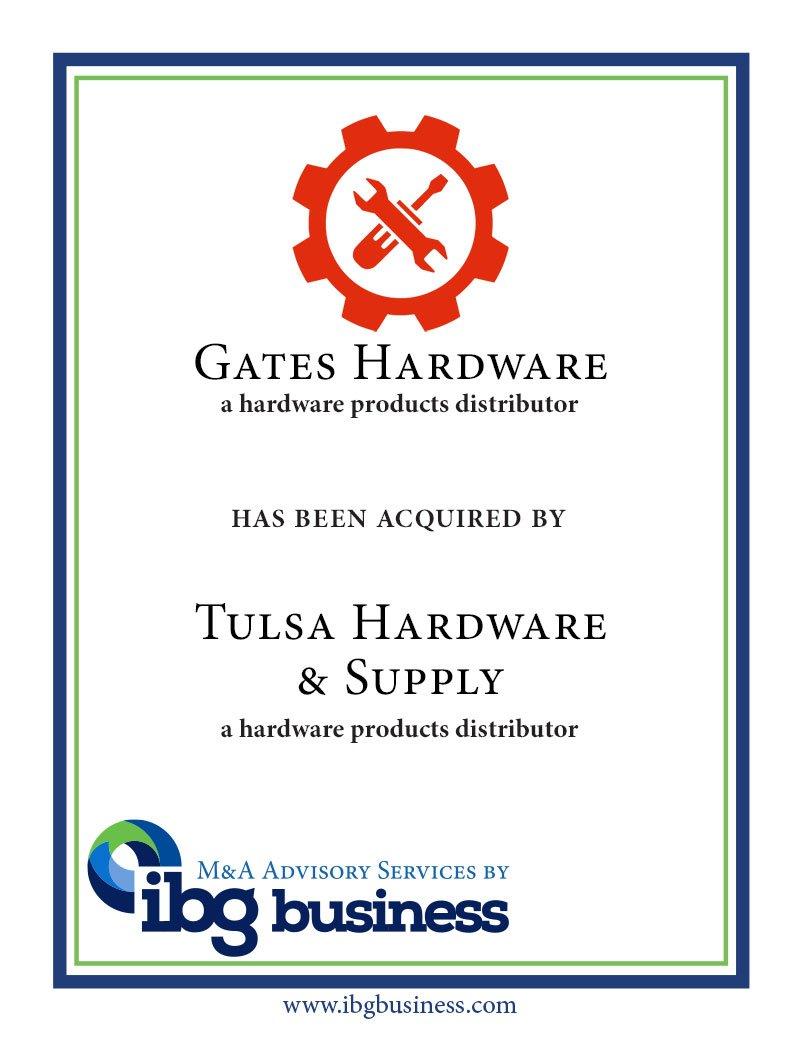 Gates Hardware