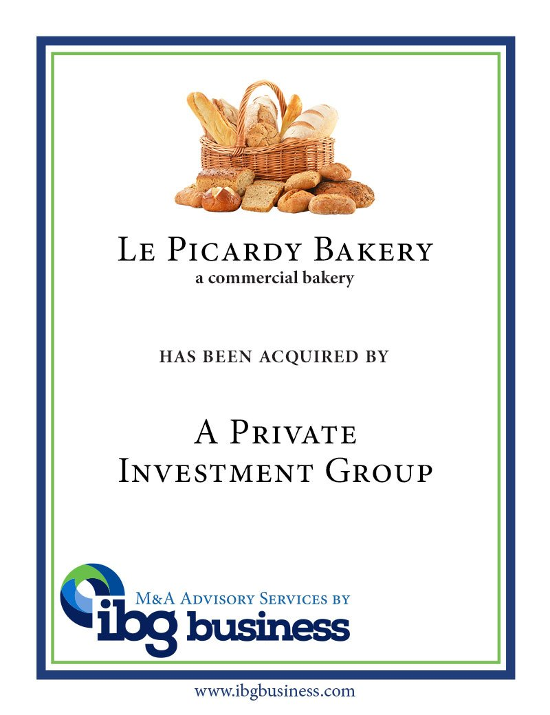 Le Picardy Bakery