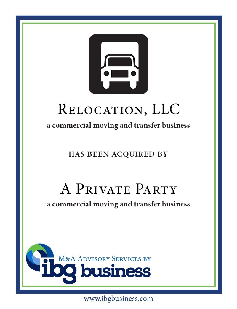 Relocation, LLC
