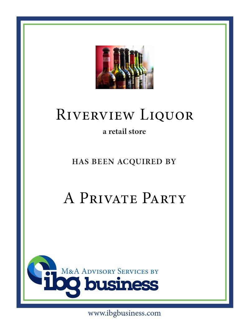 Riverview Liquor