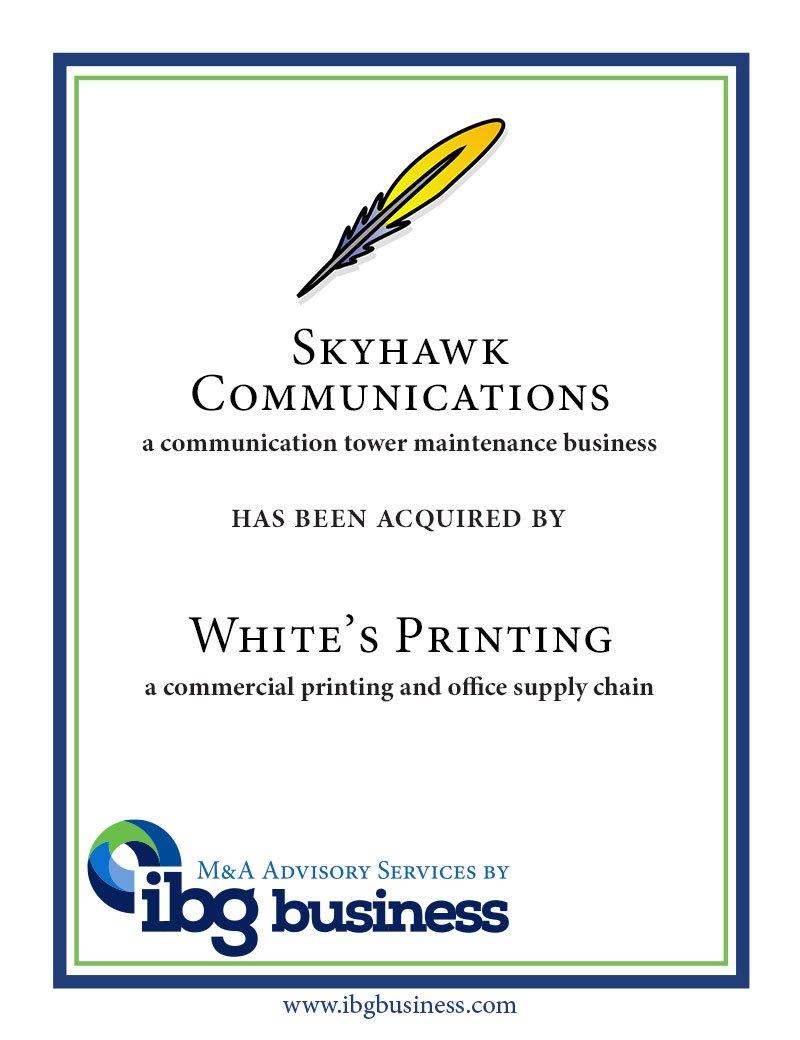 Skyhawk Communications