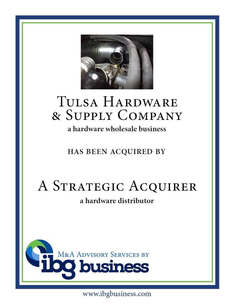Tulsa Hardware & Supply Company
