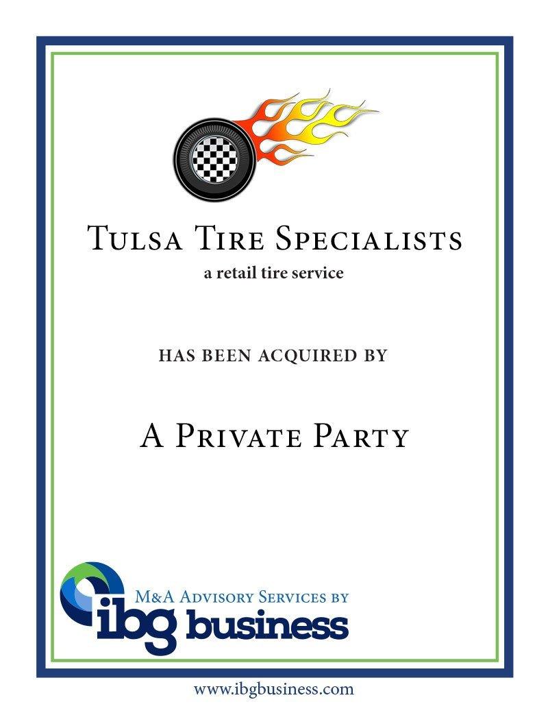 Tulsa Tire Specialists
